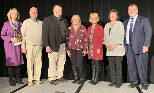 outgoing PnE comm members 2019