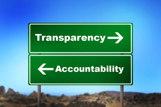 Transparency and Accountability DEQ