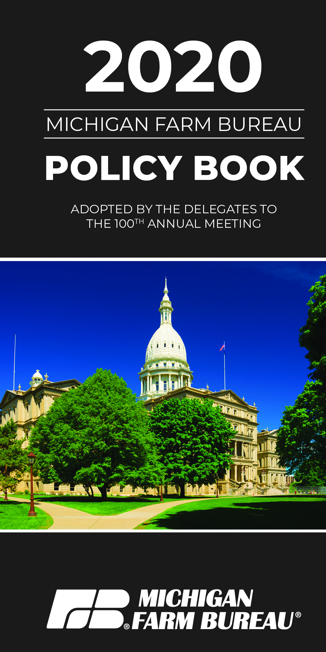 Policy Book Cover
