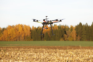 Technology in Agriculture Drone